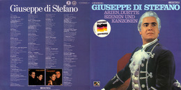 UNICUM. Superlimited Edition CD Giuseppe Di Stefano. ARIEN, DUETTE, SZENEN UND KANZONEN.2 Vol - Opera