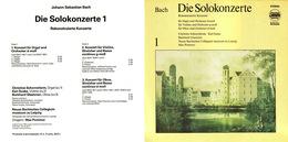 UNICUM. Superlimited Edition CD M.Pommer. BACH. REKONSTRUIERTE KONZERTE - Classical