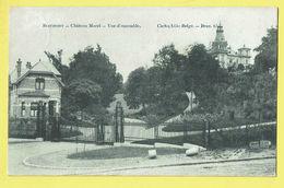 * Boitsfort - Watermaal Bosvoorde (Bruxelles) * (Cartophille Belge - Brux, Nr 63) Chateau Morel, Vue D'ensemble, TOP - Watermael-Boitsfort - Watermaal-Bosvoorde