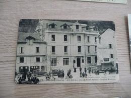 CPA  48 Lozère Villefort  Hôtel Balme   BE - Villefort