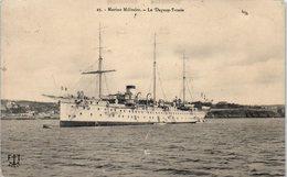 Bateau De Guerre - Bateau - Marine Militaire - Le Duguay Trowin     ** - Guerre