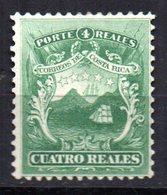Sello Nº 3 Costa Rica - Costa Rica