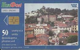 Bulgaria: BulFon - Plovdiv - Bulgarien