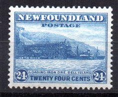 Sello Nº 183  Newfoundland - Newfoundland