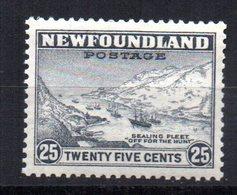 Sello Nº 184  Newfoundland - Newfoundland