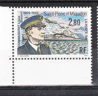 SAINT PIERRE ET MIQUELON YT 592 Neuf ** - St.Pierre & Miquelon