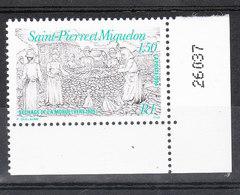 SAINT PIERRE ET MIQUELON YT 595 Neuf ** - St.Pierre & Miquelon