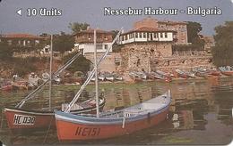 Bulgaria: BulFon - Nessebur Harbour - Bulgarien