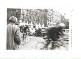 Rome - Cyclisme - Course - Paris Nice 1959 - Arrivée - Cyclisme