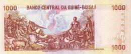 GUINEA BISSAU P. 13b 1000 P 1993 UNC - Guinea-Bissau