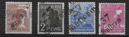 Deutschland Sowjetische  Zone Allgemeine Ausgaben Lot Aus 166 - 181 Güstrow - Zone Soviétique