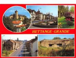 MOSELLE  57  HETTANGE - GRANDE   VUES MULTIPLES - Frankreich