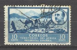 Spanish Guinea 1949-50. Paisaje Ed 279 (o) - Ifni
