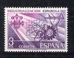 Spain 1975 - Industrializacion Ed 2292  (**) - 1931-Hoy: 2ª República - ... Juan Carlos I