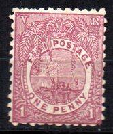 Sello  Nº 42 Fiji - Fiji (...-1970)
