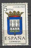 Spain 1964 Escudo Logroño Ed 1555 (**) - 1931-Aujourd'hui: II. République - ....Juan Carlos I