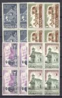 Spain 1975. 125 Ani. Del Sello Ed 2232-35 Bl. (**) - 1931-Hoy: 2ª República - ... Juan Carlos I