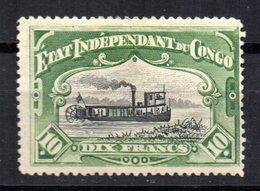 Sello  Nº 29 Congo Belga - 1894-1923 Mols: Nuevos