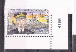 SAINT PIERRE ET MIQUELON YT 628 Neuf ** - St.Pierre & Miquelon