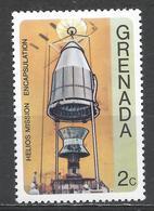 Grenada 1976. Scott #758 (MNH) Helios Assembled * - Grenade (1974-...)