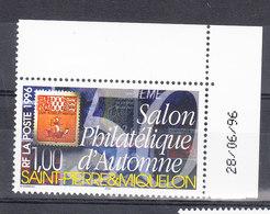 SAINT PIERRE ET MIQUELON YT 637 Neuf ** - St.Pierre & Miquelon