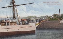 Kraljevica - Sailing Ship Yacht Vila Velebita 1926 - Croatie