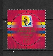 LOTE 1819  ///  (C045)  CHINA 2007 **MNH // Women's World Cup Emblem 1v - Nuevos