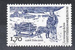SAINT PIERRE ET MIQUELON YT 711 Neuf ** - St.Pierre & Miquelon