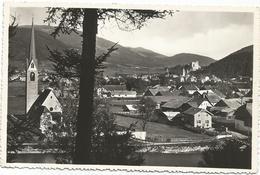 W549 Brunico Bruneck (Bolzano) - Val Pusteria Pustertal - Panorama / Viaggiata 1953 - Italia