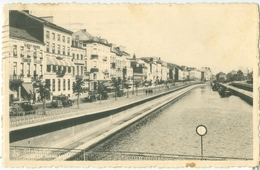 Charleroi 1937; Quai De Brabant - Voyagé. (Thill - Bruxelles) - Charleroi