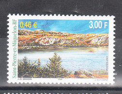 SAINT PIERRE ET MIQUELON YT 744 Neuf ** - St.Pierre & Miquelon