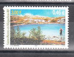 SAINT PIERRE ET MIQUELON YT 754 Neuf ** - St.Pierre & Miquelon