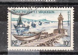 SAINT PIERRE ET MIQUELON YT 357 Oblitéré - St.Pierre & Miquelon