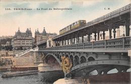 ¤¤   -   PARIS  -  Passy   -  Le Pont Du Métropolitain   -  ¤¤ - Arrondissement: 16