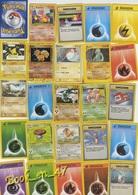 {61881} Pokémon Lot 25 Cartes (m) - Pokemon