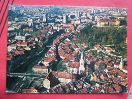 Ljubljana / Laibach - Flugaufnahme - Slowenien