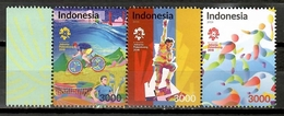 Indonesia 2018 / Sport Asian Games MNH Deportes Juegos Asiáticos / Cu10825  40 - Sellos