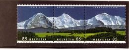 B - 2006 Svizzera - Panorami Di Montagne - Suiza