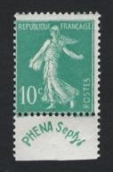 FRANCE 1924 SEMEUSE PHENA N 188 - France