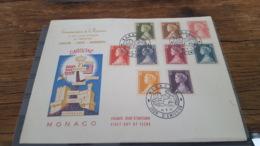 LOT 436059 TIMBRE DE MONACO PREMIER JOUR BLOC - Collections, Lots & Séries