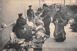 ¤¤   -   Marchés De PARIS  (Marché Du Temple)  -   Marchands  Fripiers    -  ¤¤ - Arrondissement: 03