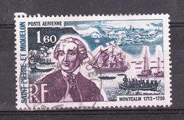 SAINT PIERRE ET MIQUELON YT PA 54 Oblitéré - St.Pierre & Miquelon