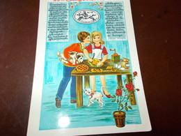 B711  Segno Odiacale Sagittario Viaggiata - Cartoline