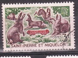 SAINT PIERRE ET MIQUELON YT 372 Oblitéré - St.Pierre & Miquelon