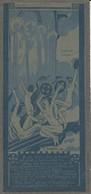 Invitation Bal Des Quat Z Arts - Stoeckel 1910 - Programmes