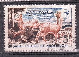 SAINT PIERRE ET MIQUELON YT 374 Oblitéré - St.Pierre & Miquelon