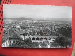 Ljubljana / Laibach - Pogled Z Gradu (Format: 9,5 X 15,8 Cm) - Slowenien