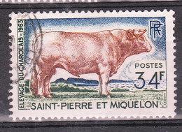 SAINT PIERRE ET MIQUELON YT 375 Oblitéré - St.Pierre & Miquelon