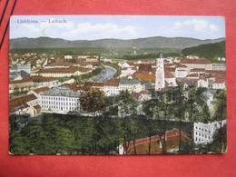 Ljubljana / Laibach - Panorama - Slowenien