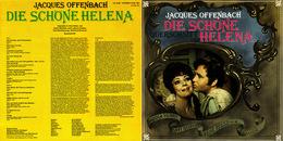 UNICUM. Superlimited Edition CD  Franz Allers. OFFENBACH. DIE SCHOENE HELENA - Opera